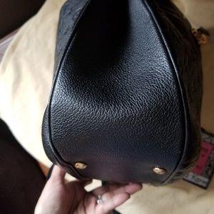 Louis Vuitton Bags - Authentic Louis Vuitton Noir Empreinte Spontini